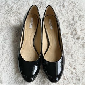 Geox Respira Mariela Pump Heel in Black